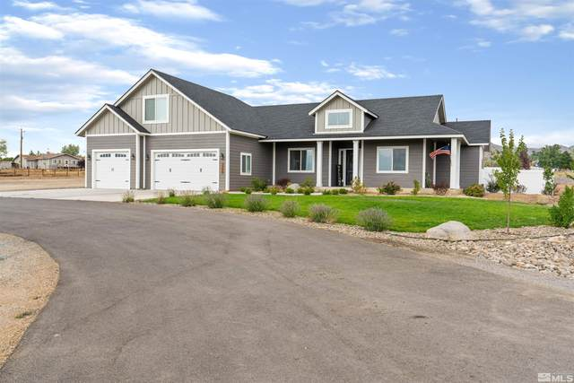 3240 Eastlake Blvd, Washoe Valley, NV 89704 (MLS #210014031) :: Colley Goode Group- CG Realty