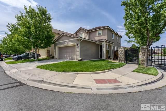 3930 Dominus, Sparks, NV 89436 (MLS #210014034) :: Vaulet Group Real Estate