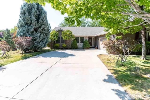 6305 Meadow Heights Cr, Reno, NV 89519 (MLS #210014041) :: Vaulet Group Real Estate