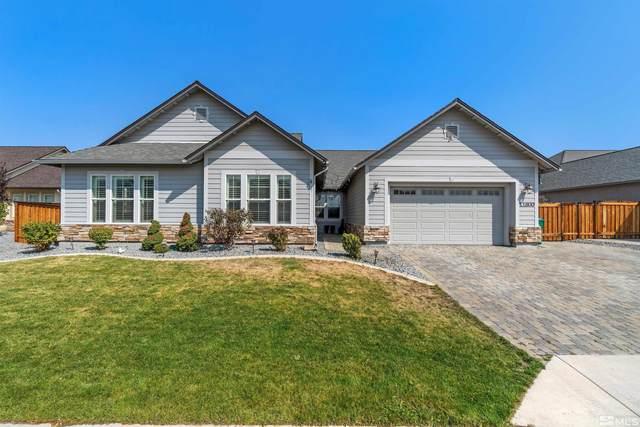 11800 Terra Linda, Sparks, NV 89441 (MLS #210014049) :: Vaulet Group Real Estate