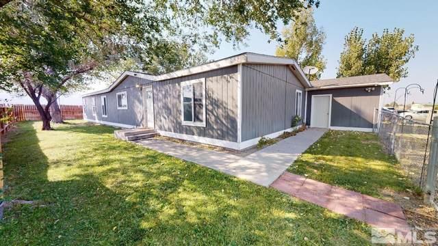 208 Bastian, Battle Mountain, NV 89820 (MLS #210014053) :: NVGemme Real Estate