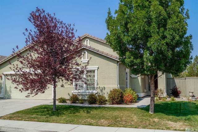1747 Canyon Shadow Circle, Reno, NV 89521 (MLS #210014058) :: The Mike Wood Team