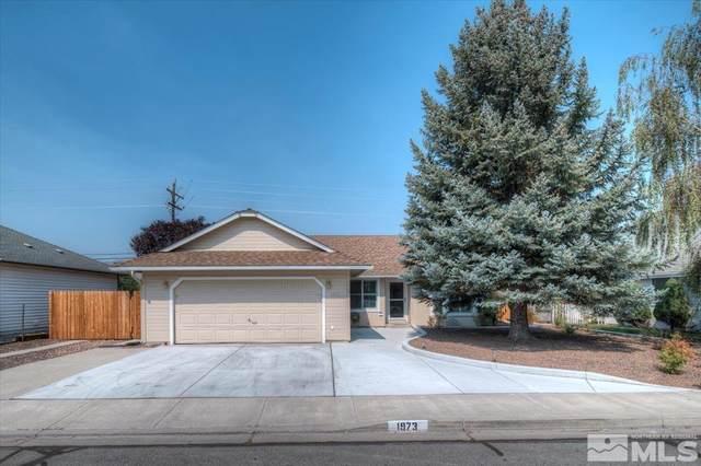 1973 Hamilton, Carson City, NV 89706 (MLS #210014059) :: Vaulet Group Real Estate