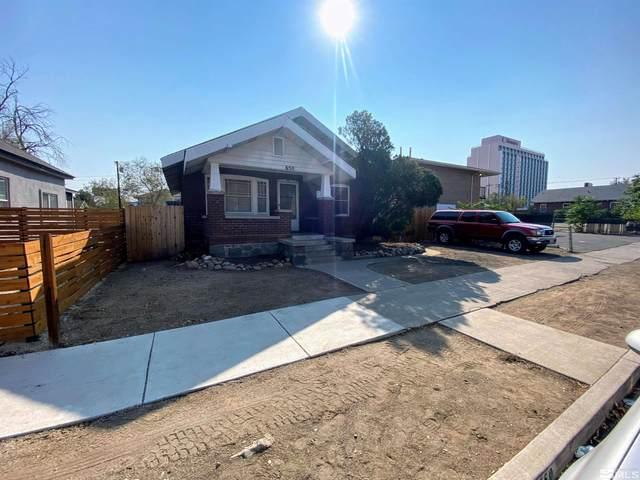 650 Spokane Street, Reno, NV 89512 (MLS #210014060) :: Chase International Real Estate