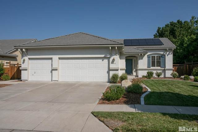 7164 Cinnamon Dr, Sparks, NV 89436 (MLS #210014062) :: Colley Goode Group- CG Realty
