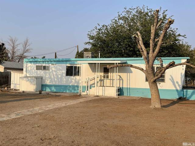 295 Circle Dr, Fernley, NV 89408 (MLS #210014064) :: Colley Goode Group- CG Realty