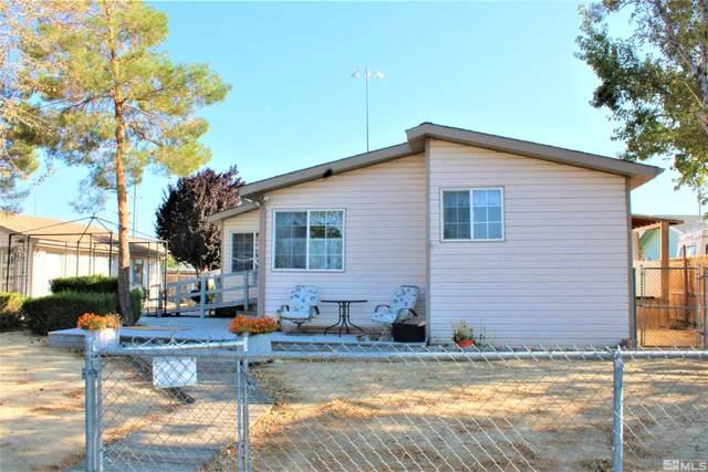 470 Compton Street, Reno, NV 89506 (MLS #210014070) :: Theresa Nelson Real Estate