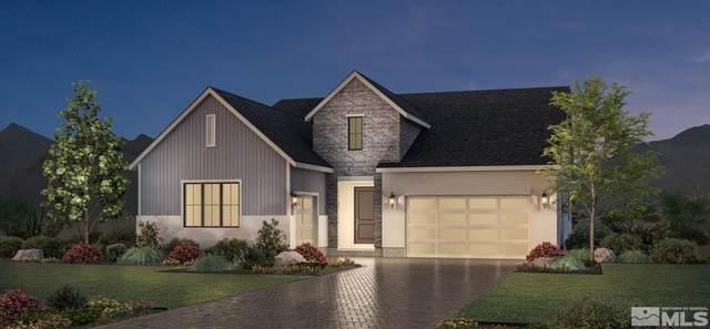 6119 S Pleasant Oak Trail Homesite 87, Reno, NV 89511 (MLS #210014071) :: Vaulet Group Real Estate