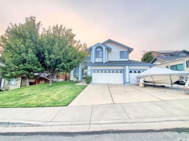 2983 Aspendale Dr., Reno, NV 89503 (MLS #210014074) :: Colley Goode Group- CG Realty