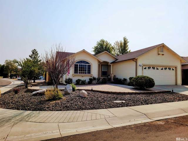 847 Valley Crest, Carson City, NV 89705 (MLS #210014078) :: Colley Goode Group- CG Realty