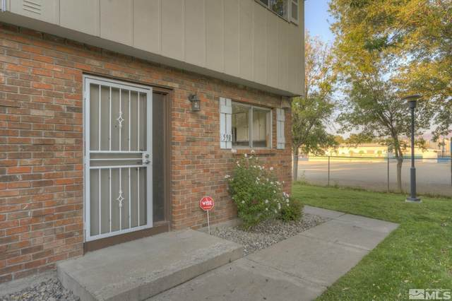 598 Smithridge, Reno, NV 89502 (MLS #210014079) :: Colley Goode Group- CG Realty