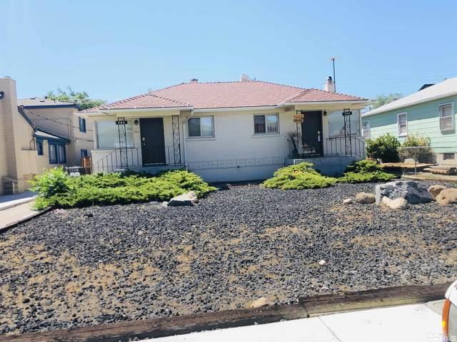 744 & 746 Moran, Reno, NV 89502 (MLS #210014081) :: Theresa Nelson Real Estate