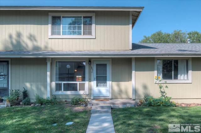 940 Woodberry #2, Sparks, NV 89434 (MLS #210014084) :: Colley Goode Group- CG Realty