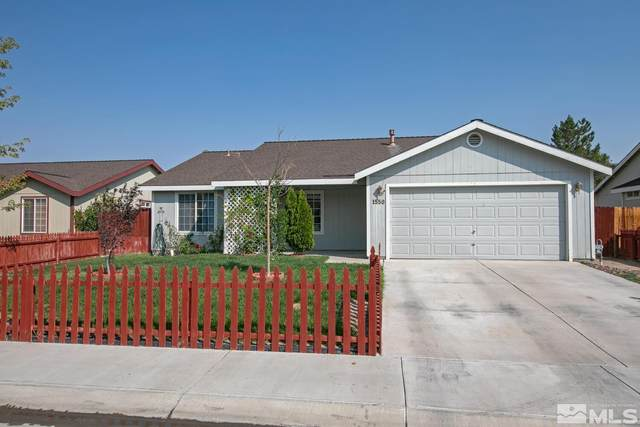 1550 Reese River Road, Fernley, NV 89408 (MLS #210014092) :: Colley Goode Group- CG Realty