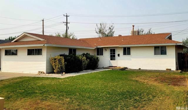 660 S Bailey Street, Fallon, NV 89406 (MLS #210014094) :: Vaulet Group Real Estate