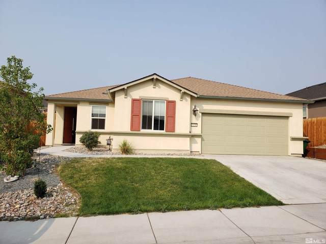 1120 Elk Ridge Drive, Carson City, NV 89701 (MLS #210014097) :: Vaulet Group Real Estate
