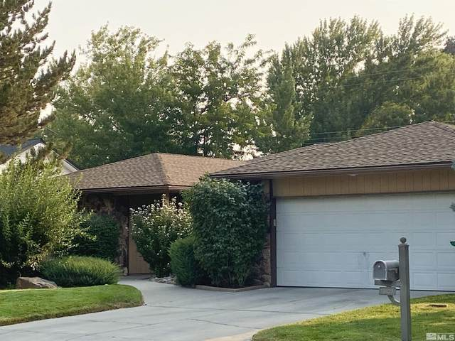 1821 Clydesdale Drive, Carson City, NV 89703 (MLS #210014100) :: Vaulet Group Real Estate