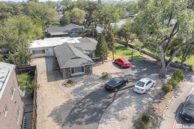2100 Riviera St, Reno, NV 89509 (MLS #210014106) :: Chase International Real Estate