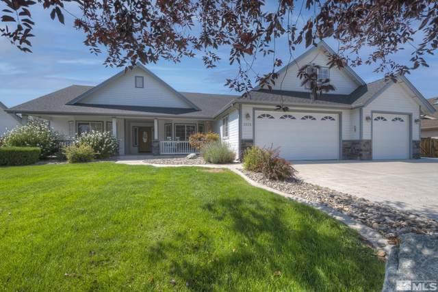 2878 La Cresta Circle, Minden, NV 89423 (MLS #210014109) :: NVGemme Real Estate