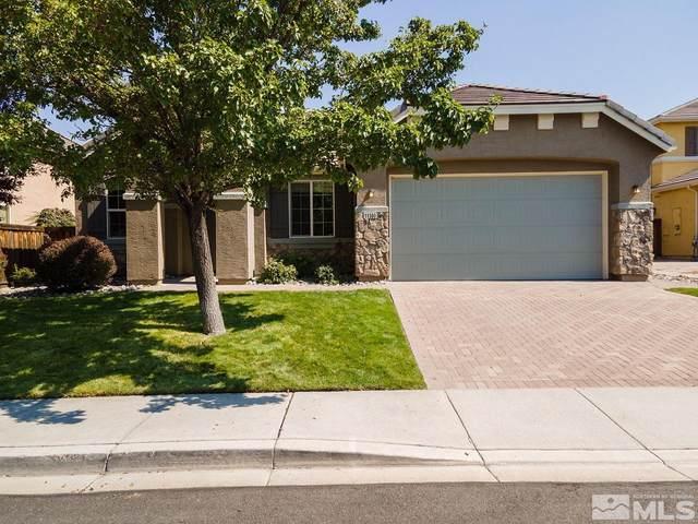 11380 Torino Way, Reno, NV 89521 (MLS #210014115) :: Vaulet Group Real Estate