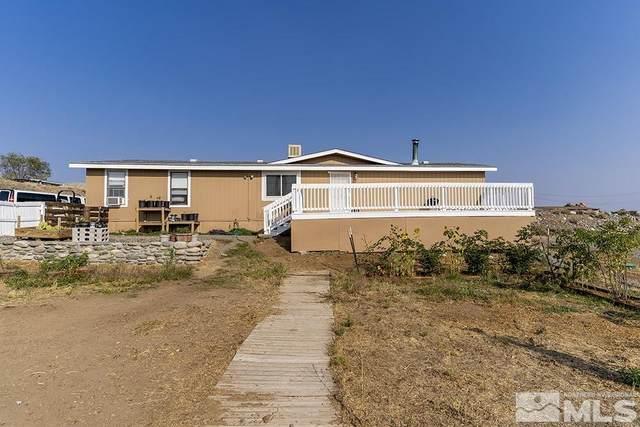 1320 Clifford Drive, Reno, NV 89506 (MLS #210014116) :: NVGemme Real Estate