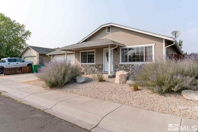 1870 Bobarly, Carson City, NV 89706 (MLS #210014123) :: Vaulet Group Real Estate