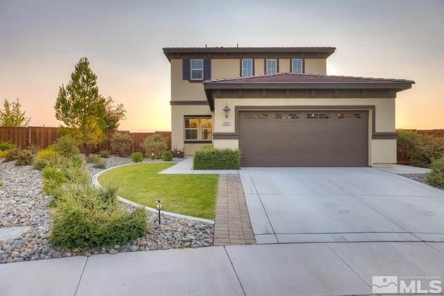 2602 Alessandro Ct, Sparks, NV 89434 (MLS #210014130) :: Vaulet Group Real Estate