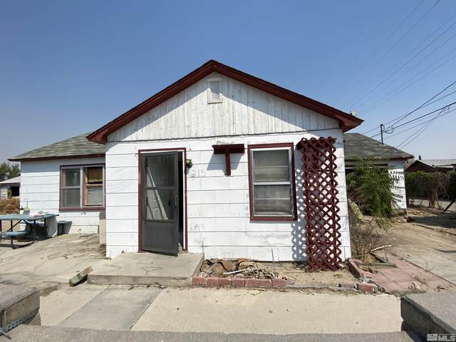 315 9th Street, Hawthorne, NV 89415 (MLS #210014137) :: Morales Hall Group