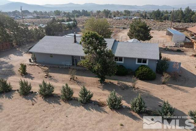 11590 Oregon Blvd, Reno, NV 89506 (MLS #210014141) :: Vaulet Group Real Estate