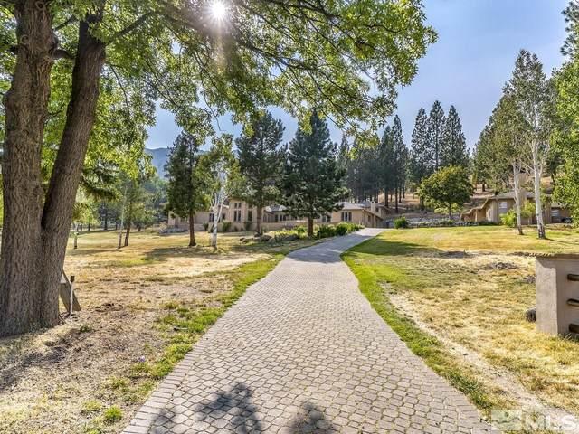 6135 Franktown, Washoe Valley, NV 89704 (MLS #210014150) :: NVGemme Real Estate