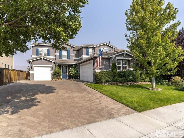 11300 Parma Ct, Reno, NV 89521 (MLS #210014151) :: Vaulet Group Real Estate