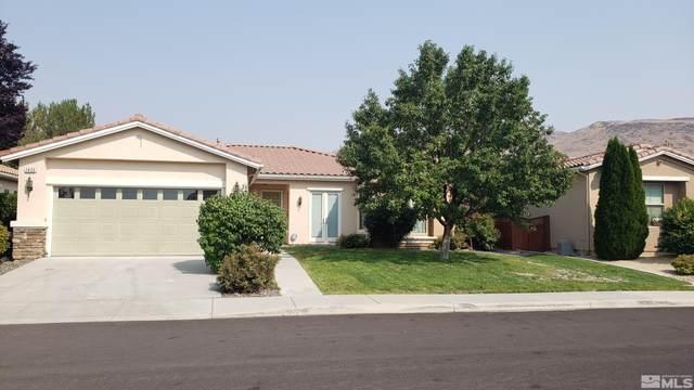 1420 Corleone Drive, Sparks, NV 89434 (MLS #210014152) :: NVGemme Real Estate
