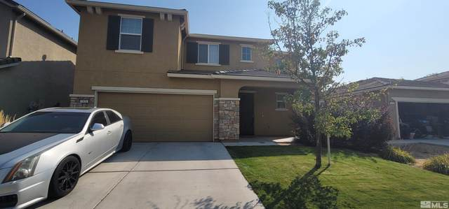 7431 Windswept, Sparks, NV 89436 (MLS #210014154) :: Vaulet Group Real Estate