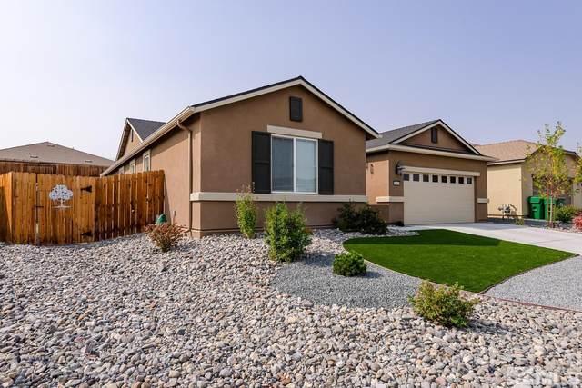 1153 Elk Ridge Dr, Carson City, NV 89701 (MLS #210014158) :: Vaulet Group Real Estate