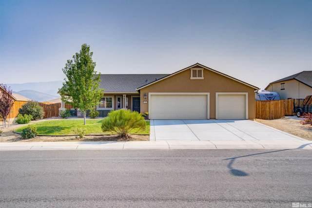133 Hood Dr., Dayton, NV 89403 (MLS #210014161) :: NVGemme Real Estate