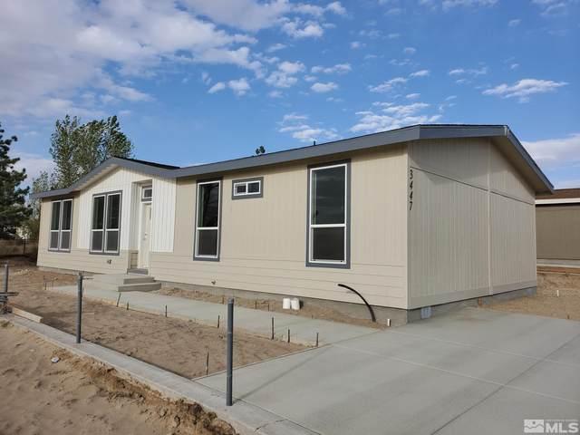 3447 Crown Royal Circle, Winnemucca, NV 89445 (MLS #210014167) :: Chase International Real Estate