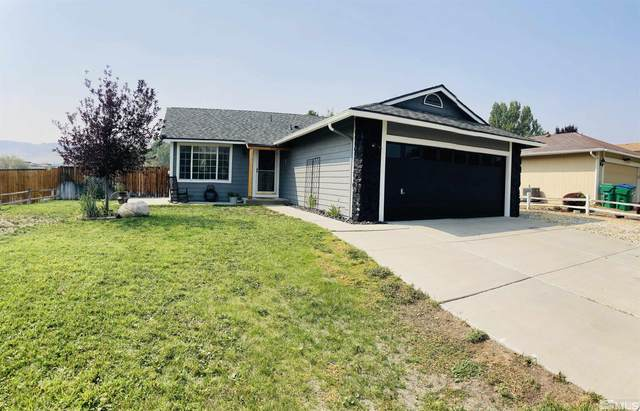6595 Canoe Hill Dr, Sparks, NV 89436 (MLS #210014168) :: Colley Goode Group- CG Realty
