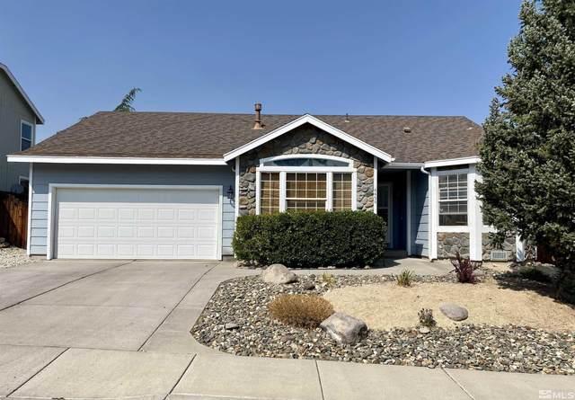 4454 Smokeridge, Reno, NV 89523 (MLS #210014169) :: Colley Goode Group- CG Realty