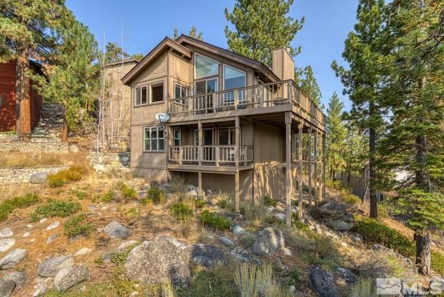 665 Lookout Road, Zephyr Cove, NV 89448 (MLS #210014170) :: Vaulet Group Real Estate
