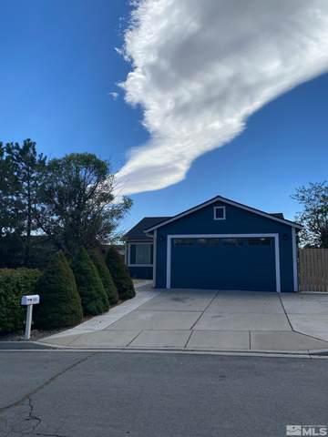 7125 Lindsey Lane, Sparks, NV 89436 (MLS #210014178) :: Vaulet Group Real Estate
