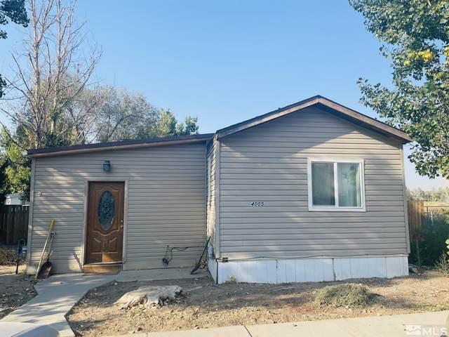 4005 Placer Way, Winnemucca, NV 89445 (MLS #210014182) :: Chase International Real Estate