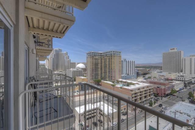 200 W 2nd St #1403, Reno, NV 89501 (MLS #210014183) :: Chase International Real Estate