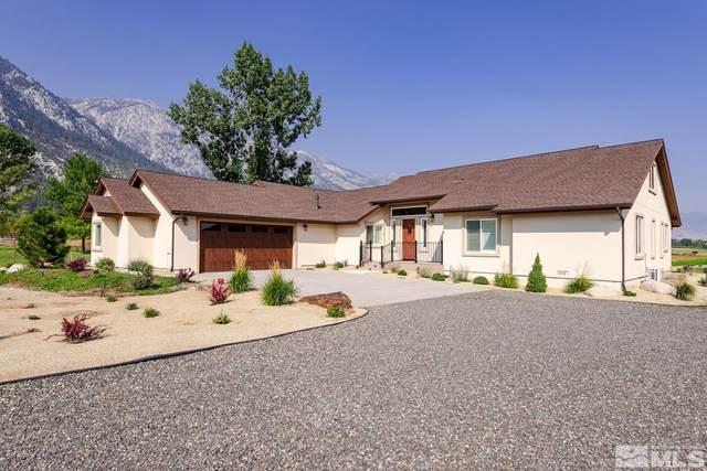 510 Green Acres, Gardnerville, NV 89460 (MLS #210014187) :: Theresa Nelson Real Estate