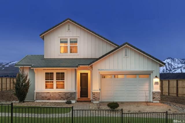 8620 Gasparilla Way, Verdi, NV 89439 (MLS #210014192) :: Vaulet Group Real Estate