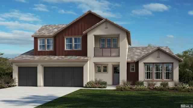 280 Shackleton Dr., Verdi, NV 89439 (MLS #210014193) :: Vaulet Group Real Estate
