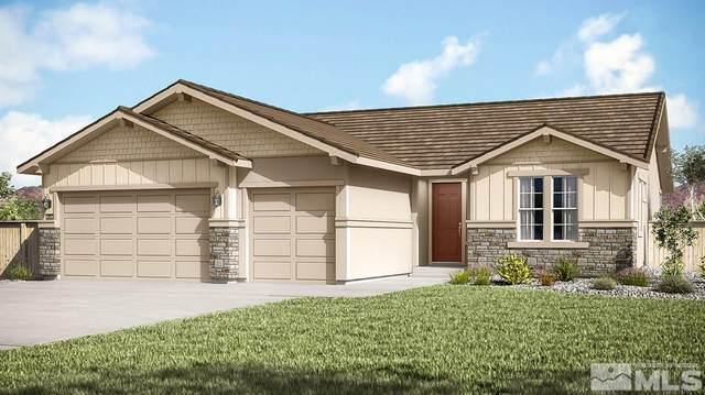 10465 Mine Shaft Dr Homesite 128, Reno, NV 89521 (MLS #210014195) :: NVGemme Real Estate