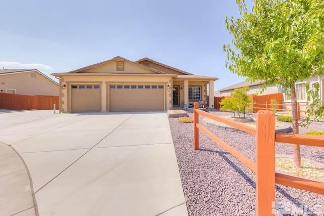 18181 Giant Panda, Reno, NV 89508 (MLS #210014196) :: Theresa Nelson Real Estate