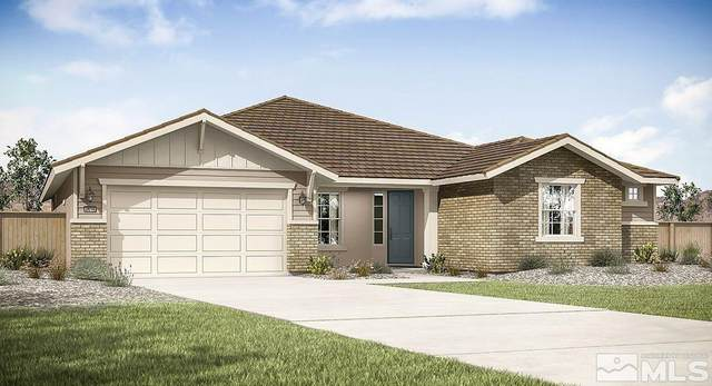 10390 Alchemy Ct Homesite 123, Reno, NV 89521 (MLS #210014197) :: Vaulet Group Real Estate