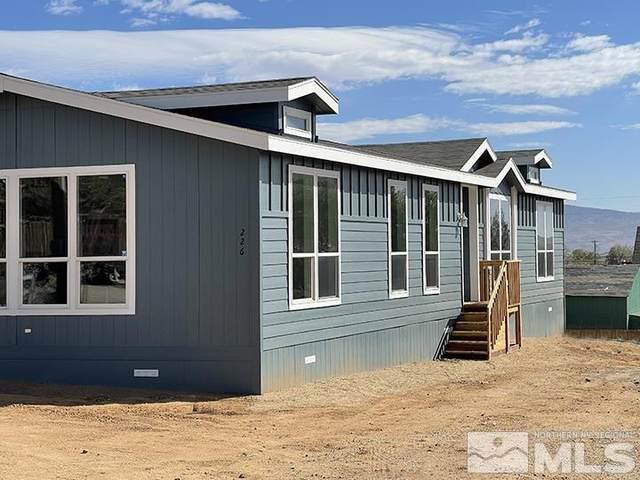 226 Gerdes, Sun Valley, NV 89433 (MLS #210014200) :: Chase International Real Estate