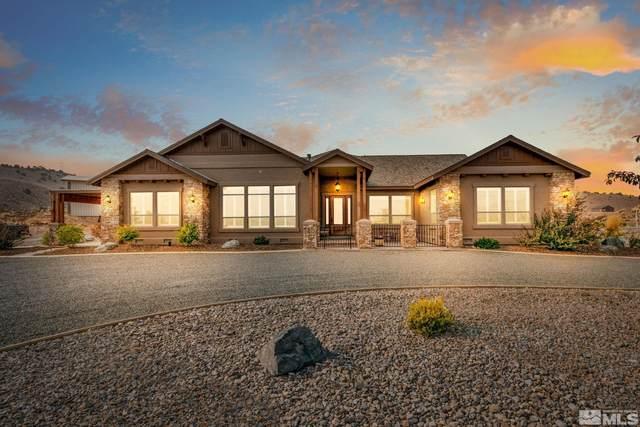 10 Sienna Court, Dayton, NV 89403 (MLS #210014210) :: Theresa Nelson Real Estate